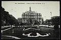 Carte postale - Asnières-sur-Seine - L'Hôtel de Ville et les jardins.jpg