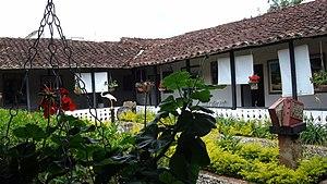 Charalá - Image: Casa de la Cultura 08 03 2011