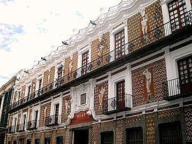 Casa de los mu ecos wikipedia la enciclopedia libre for Casa de los azulejos puebla