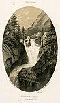 Cascade du Cerisé (i.e. Cerizet) (près Cauterets) (Hautes-Pyrénées) - Fonds Ancely - B315556101 A GORSE 1 016.jpg