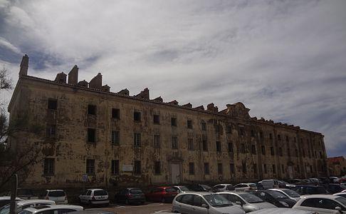Caserne genoise de Bonifacio.JPG