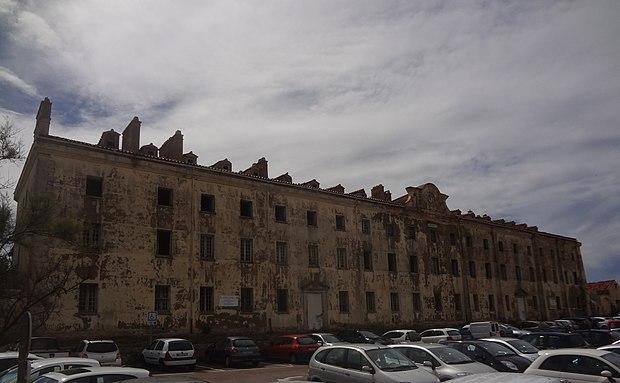 Monument historique à Bonifacio