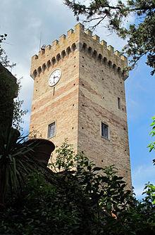 castello di sidney sonnino wikipedia