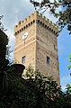 Castello sonnino, torre 01.JPG