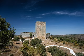 Castle of Vilar Maior