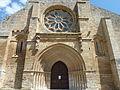 Castrojeriz (BURGOS) – Iglesia de Nuestra Señora del Manzano. 3.JPG