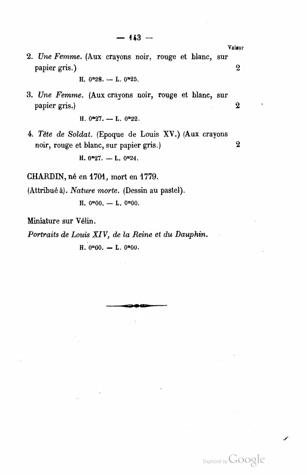 Page Catalogue Du Musee De Peinture Sculpture Et Des Dessins De La
