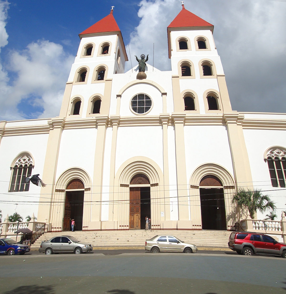 Cathedral Basilica of Queen of Peace, San Miguel - Wikipedia