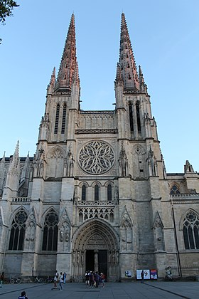 Image illustrative de l'article Cathédrale Saint-André de Bordeaux