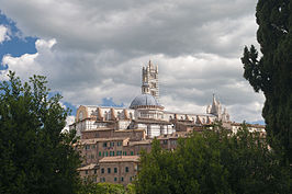 Cathedral in Siena, Tuscany (5772010644).jpg