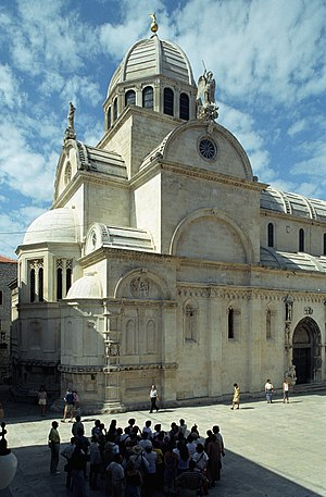 Roman Catholic Diocese of Šibenik - Cathedral of St. James, Šibenik