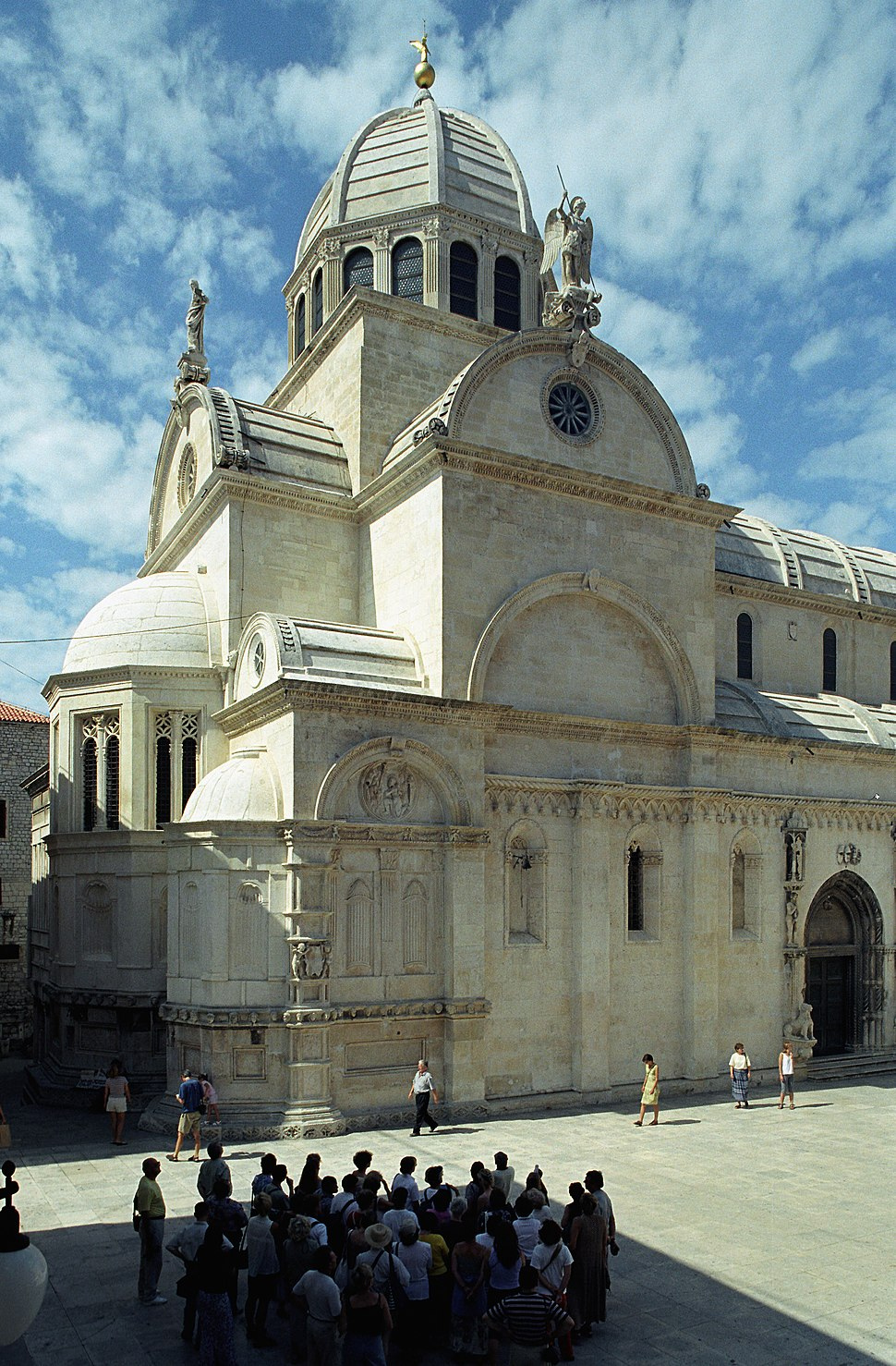 Cathedral of St. James, Sibenik1 (js)