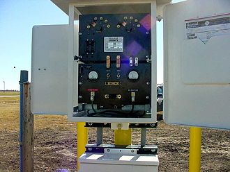 Galvanic corrosion - Electrical panel for a cathodic protection system