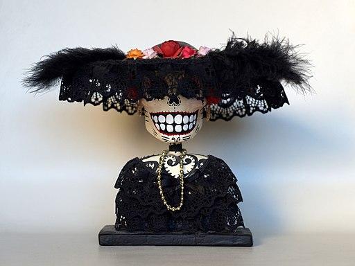 Catrina (Museo de Arte Popular de México) 01