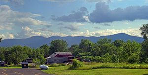 Catskill Escarpment - Northern Escarpment