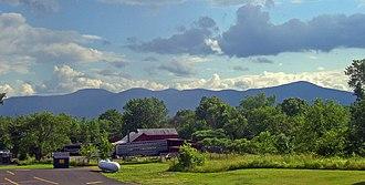 Catskill Escarpment - Northern Escarpment