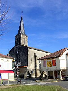 Cazères-sur-l'Adour,  Nouvelle-Aquitaine, France