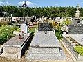 Cemetery in Przeginia, Poland, 2019, 06.jpg
