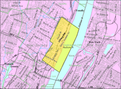 Census Bureau map of Englewood Cliffs, New Jersey Interactive map of Englewood Cliffs, New Jersey