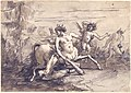 Centaur with a Club, and Two Satyrs MET 37.165.59.jpg