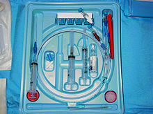 arrow pneumothorax kit instructions