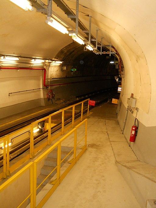 Centre de dépannage des trains de la ligne 1 du métro de Paris - JEP 2013 - Photo n° 50