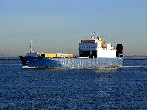Cervine IMO 8009076, Port of Rotterdam, Holland, 06JAN2009 pic1.jpg