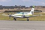 Cessna T303 Crusader (VH-UZX) at Wagga Wagga Airport (1).jpg