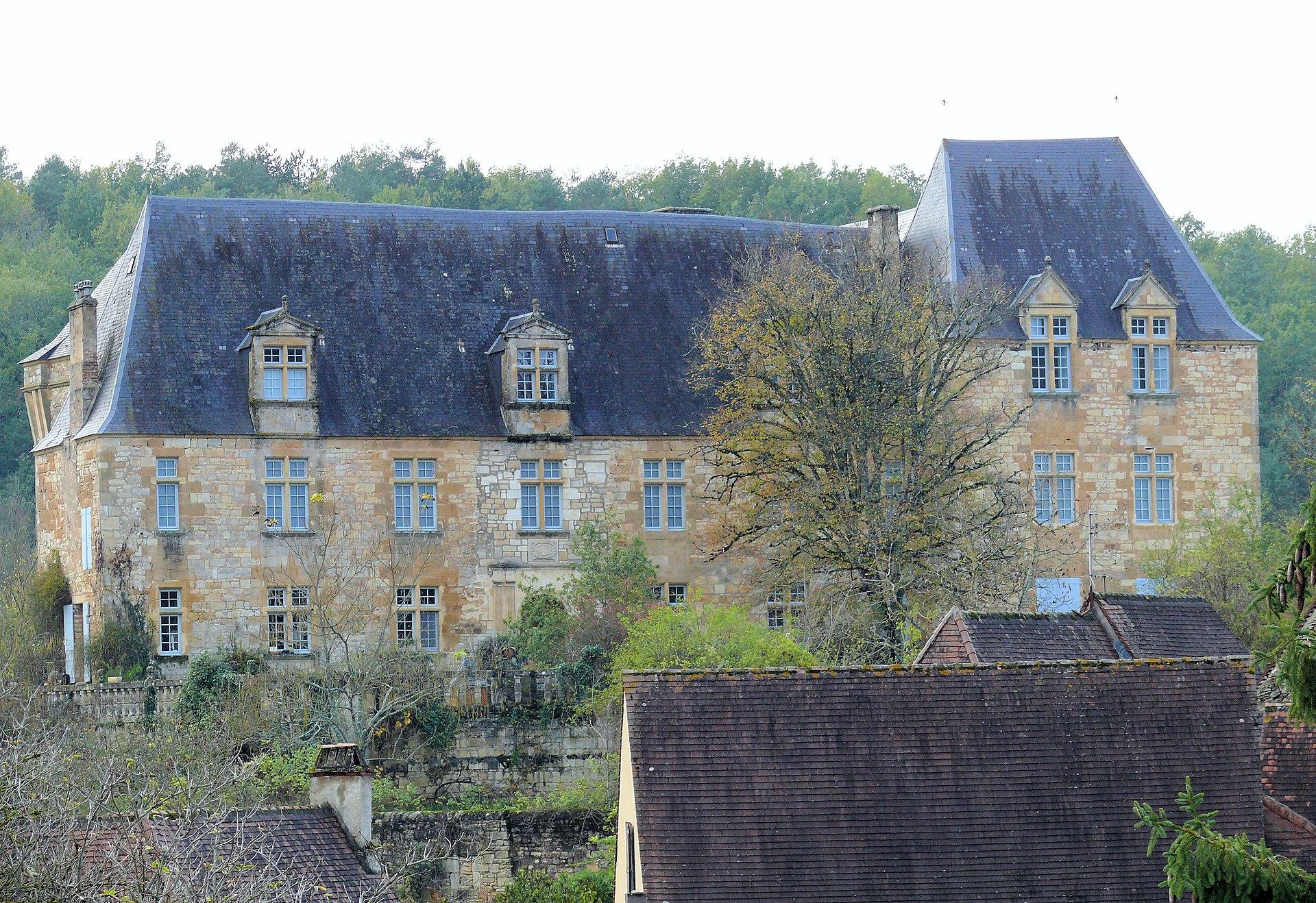 Image illustrative de l'article Château de Berbiguières