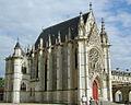 Château de Vincennes - Sainte-Chapelle - Ensemble 2.JPG