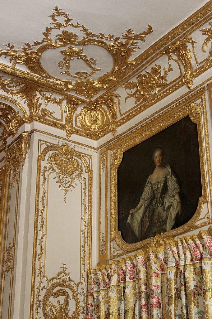 File chambre de louis xv versailles 08 jpg wikimedia for Chambre louis xv