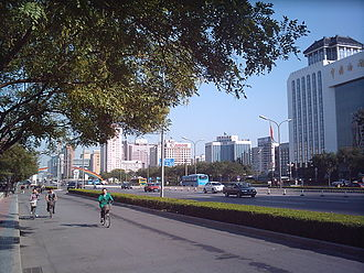 Chang'an Avenue - Chang'an Avenue