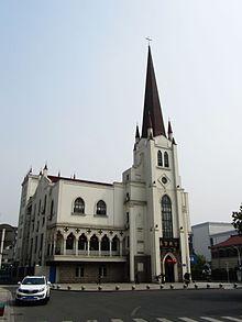 常州市基督教堂