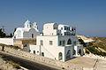 Chapel and A Nemos near Athinios port - Santorini - Greece - 01.jpg