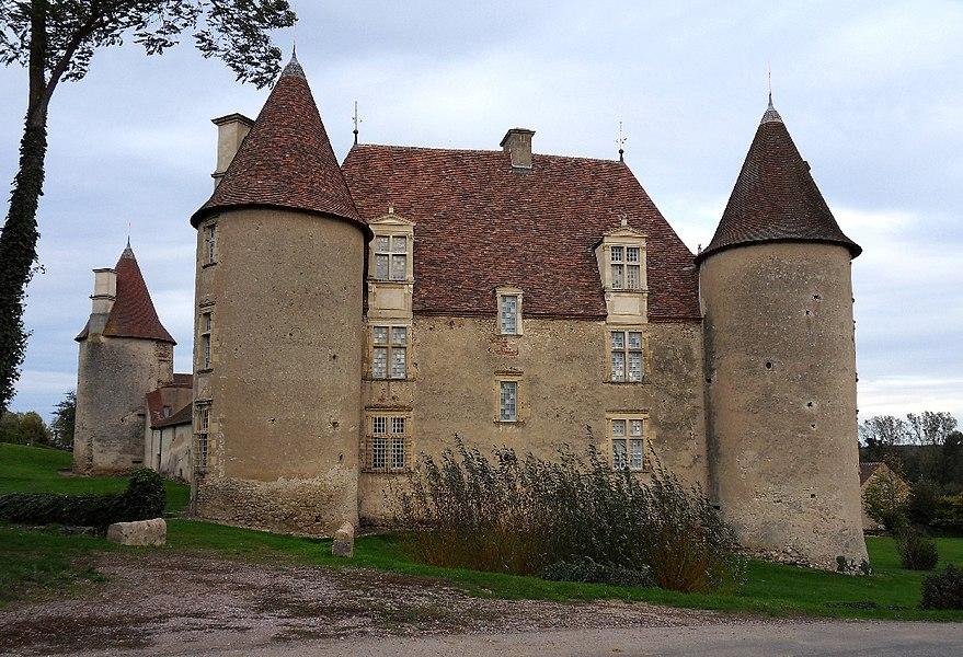 Château de Chareil-Cintrat (Classé)