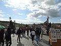 Charles Bridge. Prague. Czech Republic. Карлов Мост. Прага. Чехия - panoramio (2).jpg