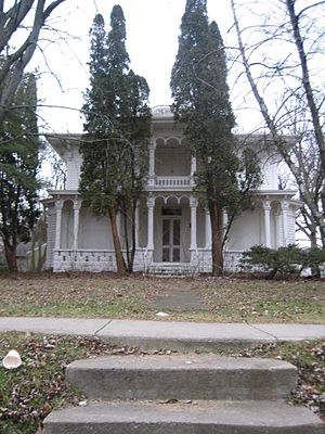 National Register of Historic Places listings in McHenry County, Illinois - Image: Charles H Hibbard House 6