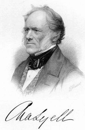 Charles Lyell - Image: Charles Lyell 00