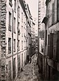 Charles Marville, Rue Gervais-Laurent, ca. 1853–70.jpg