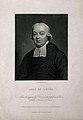 Charles Michel, Abbé de l'Epée. Stipple engraving by J. Poss Wellcome V0003496.jpg