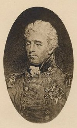 Charles Cathcart, 2nd Earl Cathcart - Lord Cathcart