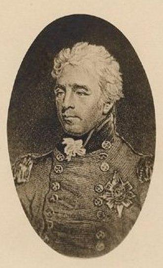 Charles Cathcart, 2nd Earl Cathcart - Lord Cathcart