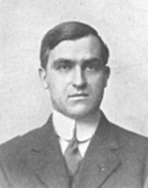 Charles Lantz - Lantz pictured in The W'apper 1913, Eastern Illinois yearbook