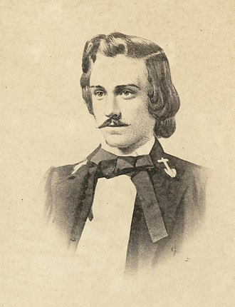 Charles Read (naval officer) - Second Lt. Charles Read
