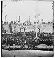 Charleston, South Carolina. Flag-raising ceremony at Fort Sumter LOC cwpb.02473.jpg