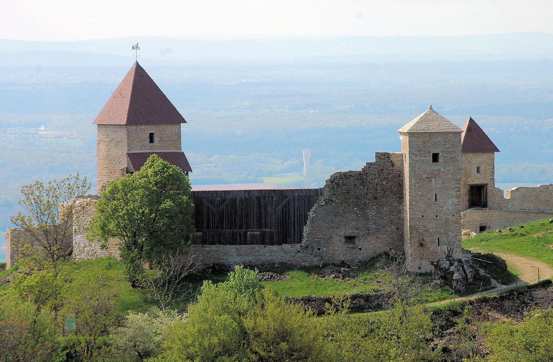 Au château de Chevreaux, on n'y trouve que la descendance des chèvres 1920px-Chateau_chevreaux