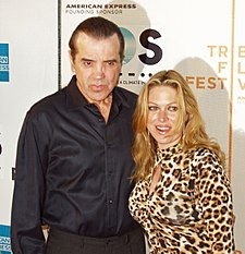 Chazz Palminteri and wife by David Shankbone.jpg