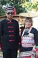 Chiang Rai, Tai Ya couple.jpg