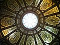 Chicago Cultural Center stained glass dome.jpg