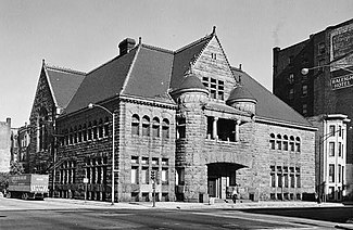 Chicago Historical Society, 632 North Dearborn Street, Chicago (Cook County, Illinois).jpg